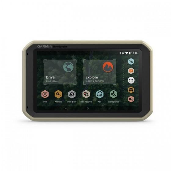 GPS AUTO SPECIAL 4X4 OVERLANDER GARMIN Vendu avec la carte du Maroc 010-02195-10