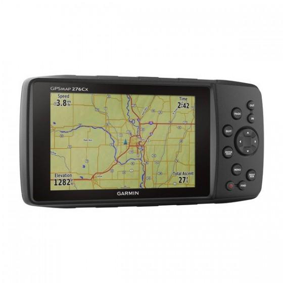 GPS GARMIN GPSMAP 276Cx SPÉCIAL 4X4 Vendu avec cartographie TOPO Europe 1/100 000e et Maroc