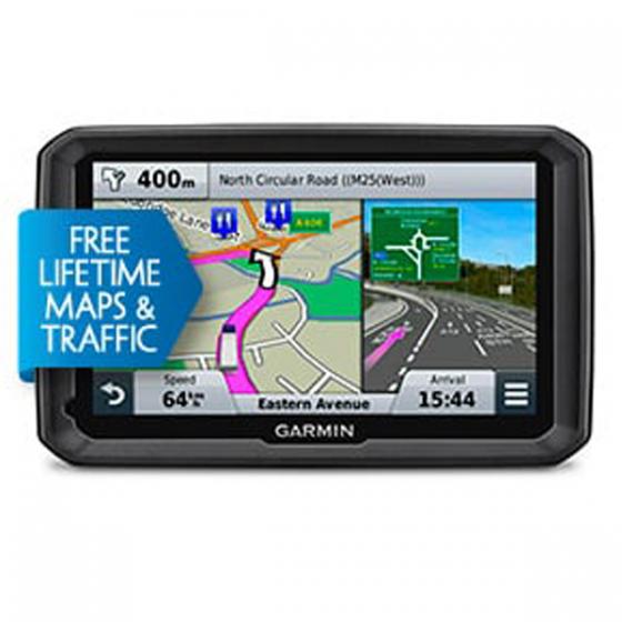 GPS CAMION Dēzl 770LMT GARMIN Maroc 010-01343-11
