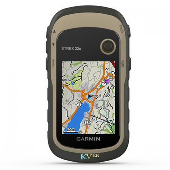 GPS Topographique eTrex 32x GARMIN Appareil GPS portable robuste Cartographie du Maroc en Option