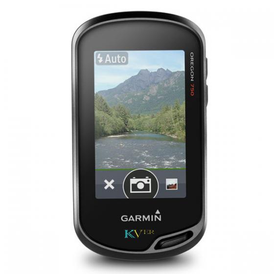 GPS GARMIN OREGON 750 Maroc