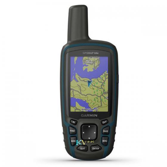 GPS Randonnée GPSMAP 64x GARMIN 010-02258-01