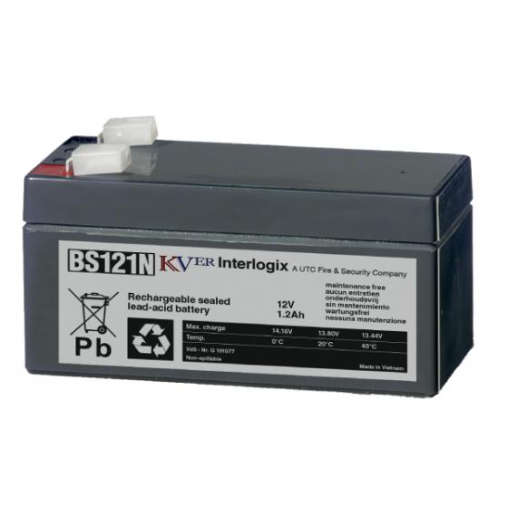 BS121N Batterie rechargeable au plomb 12V - 1.2 Ah