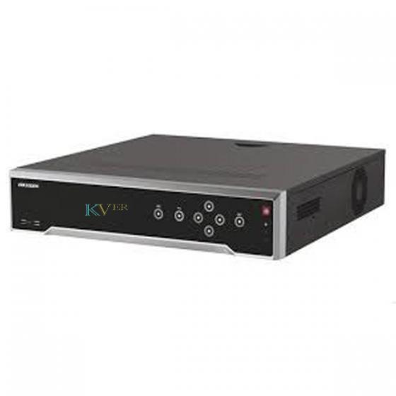 ENREGISTREUR NUMÉRIQUE NVR 32 ENTRÉES HIKVISION DS-7732NI-K4/16P PoE 4K