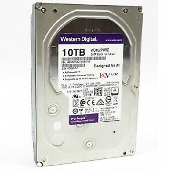WD102PURX - 10TO