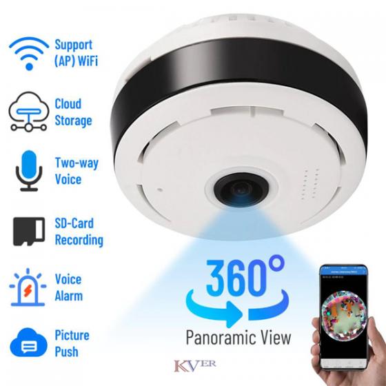 V380S CCTV SANS FIL