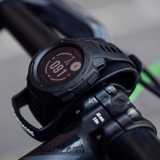 Support vélo pour montre Garmin