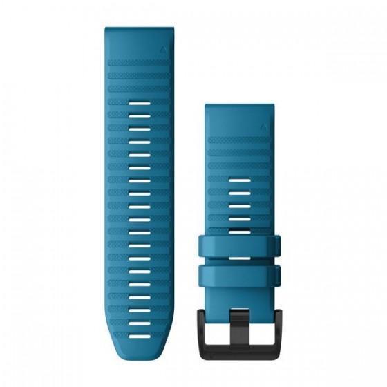 Bracelets QuickFit 26mm Silicone Bleu céruléen