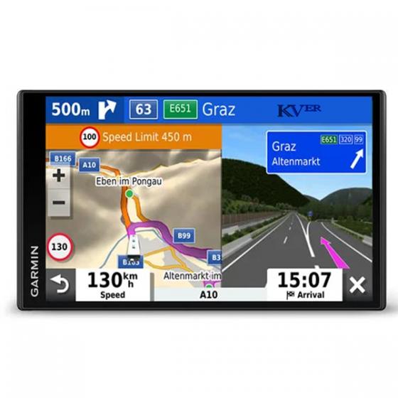 GPS Camper 780 et info-trafic numérique GARMIN GPS Camping-car 6,96 pouces avec carte du Maroc