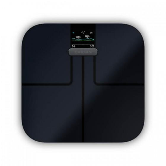 Index S2 Smart Scale Noire