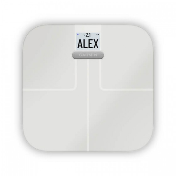 Index S2 Smart Scale Blanche