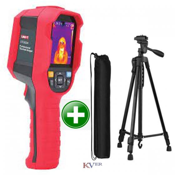 ULT02K Caméra thermique HI-VIEW sur le Maroc avec KVER