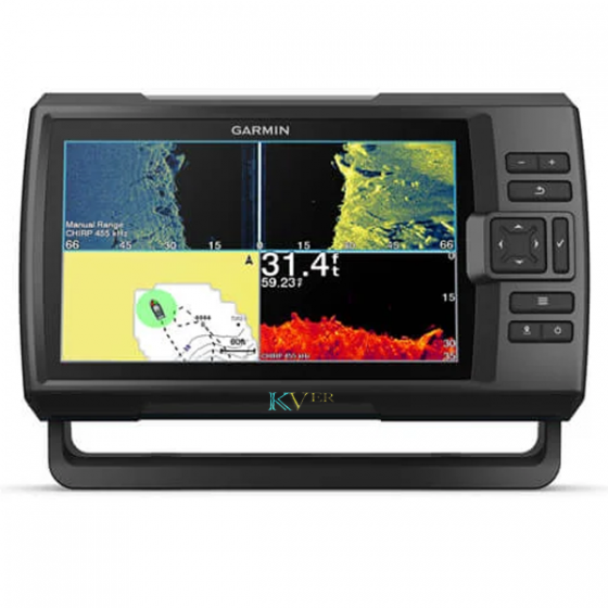 GPS SONDEUR STRIKER VIVID 9SV GARMIN avec sonde GT52HW-TM 010-02554-01 GARMIN MAROC