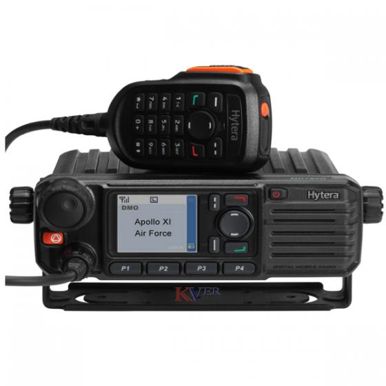 Radio mobile MD 785 numérique professionnel HYTERA professionnelle et multifonction KVER Maroc