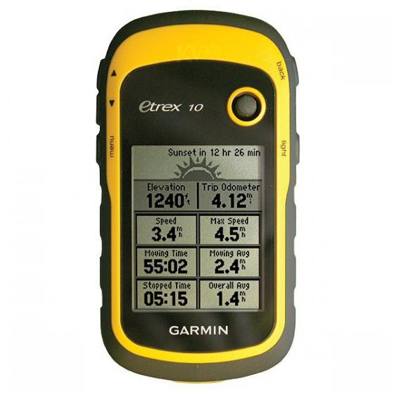 GPS eTrex 10 GARMIN Maroc
