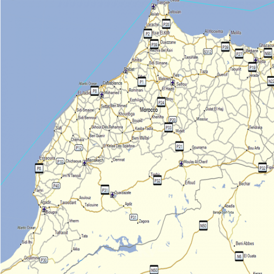 CITY NAVIGATOR® MIDDLE EAST & NORTHERN AFRICA