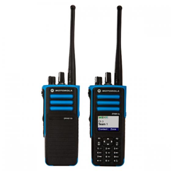 DP4801EX ATEX GPS Talkie Walkie