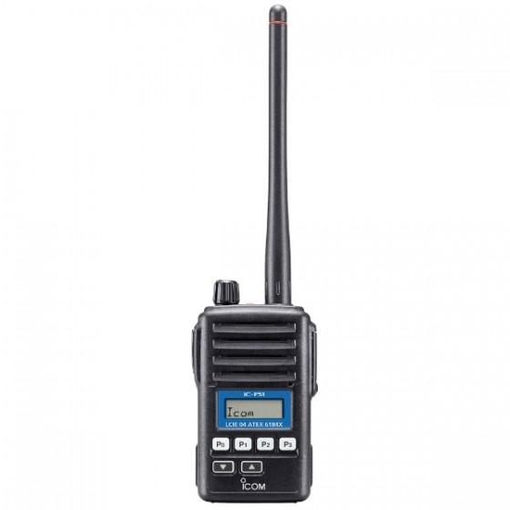 IC-F51 VHF ATEX TALKIE WALKIE ICOM
