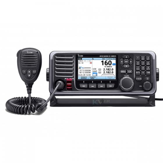 IC-M803 VHF MARINE ICOM SUR LE MAROC