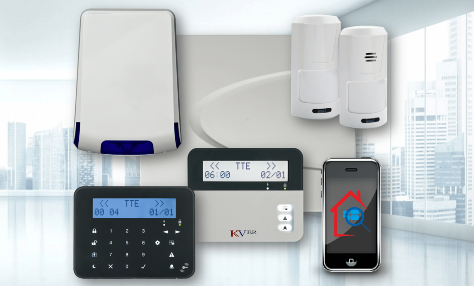 Accessoires pour système d'alarme TELETEK