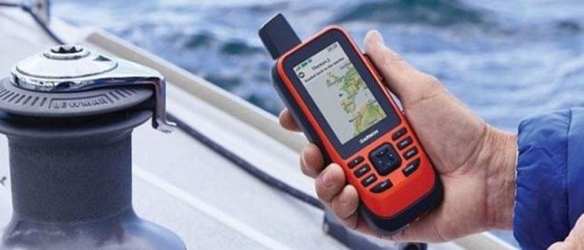 GPS MARINE GARMIN sur le Maroc