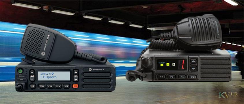 Radios mobile et fixes MOTOROLA et ICOM sur le Maroc